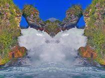 Doppel Rheinfall von kattobello