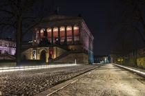 Old National Galerie Berlin by Patrick Ebert