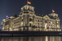 Reichstag von Patrick Ebert