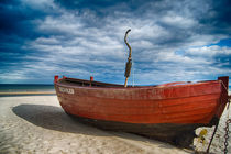 Boat by Patrick Ebert