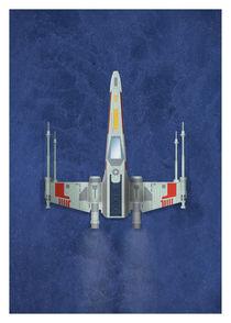 X-Wing Fighter von Print Point