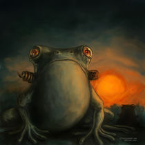 "Larman Clamor - ""Frogs"" by Alexander von Wieding"