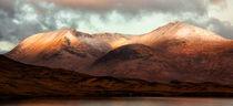 Rannoch Moor at Sunrise by Gillian Sweeney