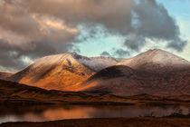 Great Moor of Rannoch - Scotland by Gillian Sweeney