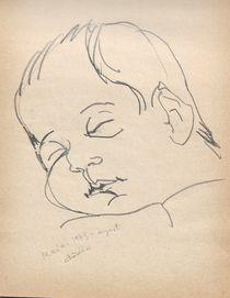 sleeping child by Ioana  Candea