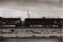 Pacific Railroad von Bastian  Kienitz