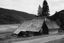 Bauernhaus. Schwarzwald. Farmhouse. Black Forest.  von fischbeck