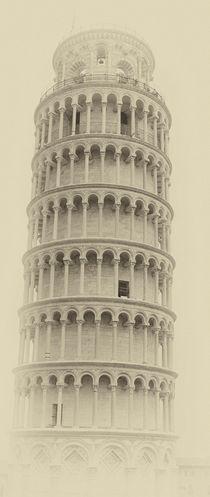 Schiefer Turm von Pisa von m-pictures