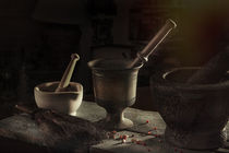 Mortar & Pestle by eleni-mac-synodinos
