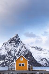 Lofoten home by Christine Büchler