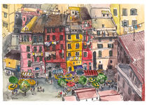 Vernazza by Hartmut Buse