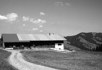 Bergbauerhof im Allgäu von fischbeck