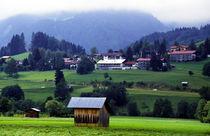 Oberstdorf im Oberallgäu von fischbeck