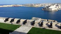 Grand Harbor in Malta von ambasador