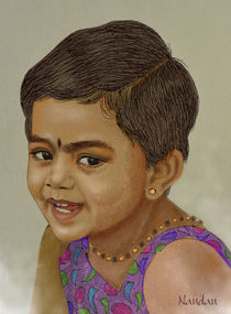 Innocence by Nandan Nagwekar