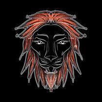 Lion by Vincent J. Newman