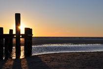 Sonnenuntergang  von Heinz Munk