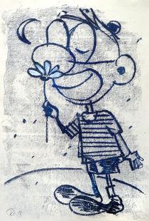 Kleiner Clown von Antje Püpke
