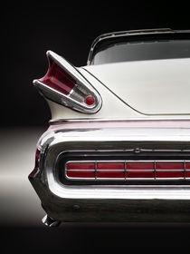 US-Autoklassiker 1957 by Beate Gube
