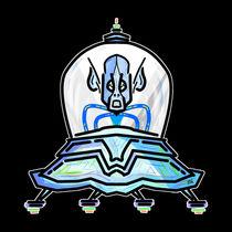 Alien Invader von Vincent J. Newman