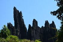Rock Formation von Nandan Nagwekar