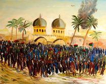 Der Ruf von Benghazi von Christian Seebauer