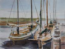 Zeesboote von Matthias Kriesel