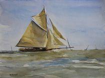 Segelyacht von Matthias Kriesel