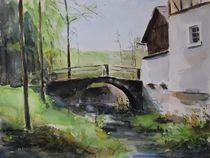 Brücken an der Kienmühle von Matthias Kriesel