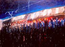 Der große Zug by Christian Seebauer