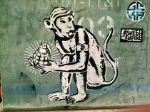 Grenade-Monkey by Martin Weber