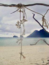 Strand in Südostasien by Martin Weber