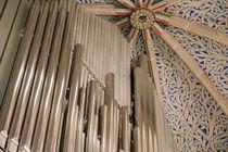 Der Orgel Jubel steigt zum Himmel auf, 2 by Hartmut Binder