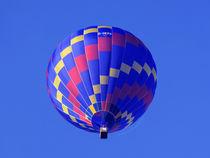 Balloon blue sky by Stefan Herkenrath