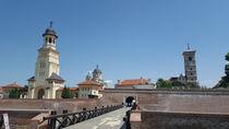 Citadel, Alba Iulia Fortress complex,Transylvania,Romania by ambasador
