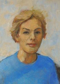Anna  Porträtmalerei von alfons niex