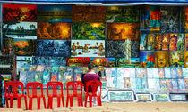 """""""kunstmarkt"""" anghor von k-h.foerster _______                            port fO= lio"""