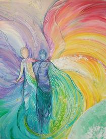 Over the rainbow von Heike Hild