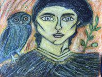 Athena by Antonella Vigliarolo