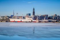 HAMBURG On Ice by photobiahamburg