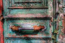Coloured door von Susanne  Mauz