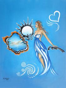 Erwachen - Spirituelle erotsche Kunst von Marita Zacharias