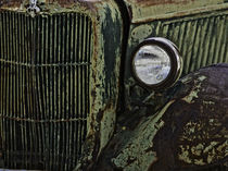 Classic Old Pickup Truck von Debra  Carr Brox
