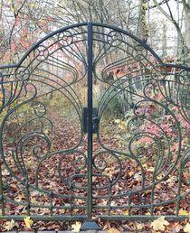 Verwunschener Garten by Renate Dienersberger
