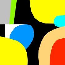 Grüner Streifen von Albert Weber