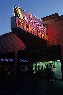 Ivars Fish Bar by Jim Corwin