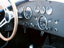 Autoklassiker Kobra von Beate Gube