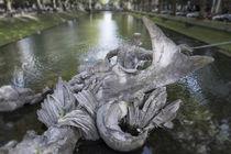 Tritonenbrunnen Düsseldorf von Hanns Clegg