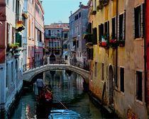 VENICE ITALY 1001 von Thomas Barker-Detwiler
