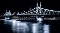 Freiheitsbrücke by foto-m-design